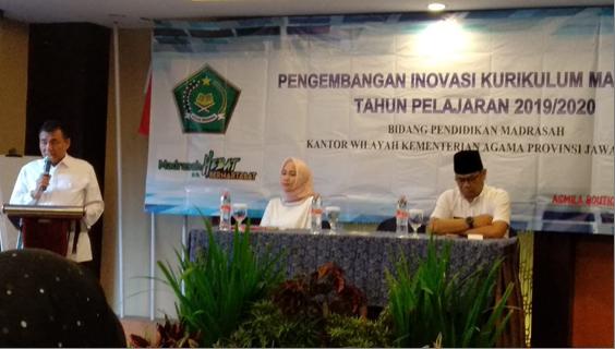 Kemenag Jawa Barat Lakukan Terobosan Pengembangan Inovasi Kurikulum Madrasah