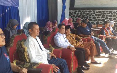 Pekan Amal Bakti OSIS (PABO) 2020 MAN 4 Sukabumi